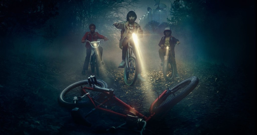 Stranger Things recenzja